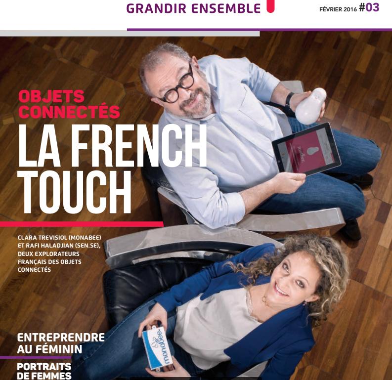 3ème Magazine de CroissancePlus : Objets connectés