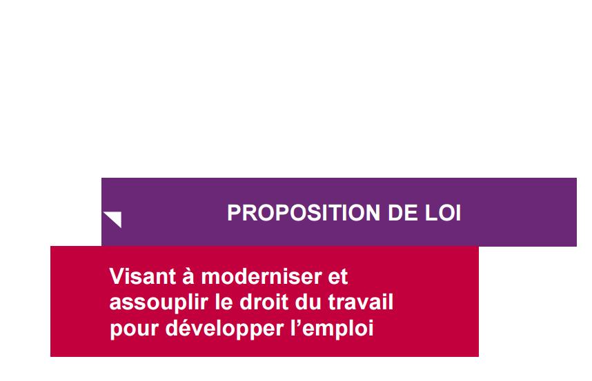 CroissancePlus présente sa loi travail