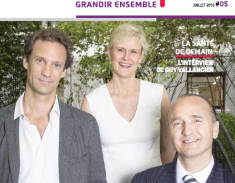 5ème Magazine de CroissancePlus : 10 propositions pour une France d'entrepreneurs