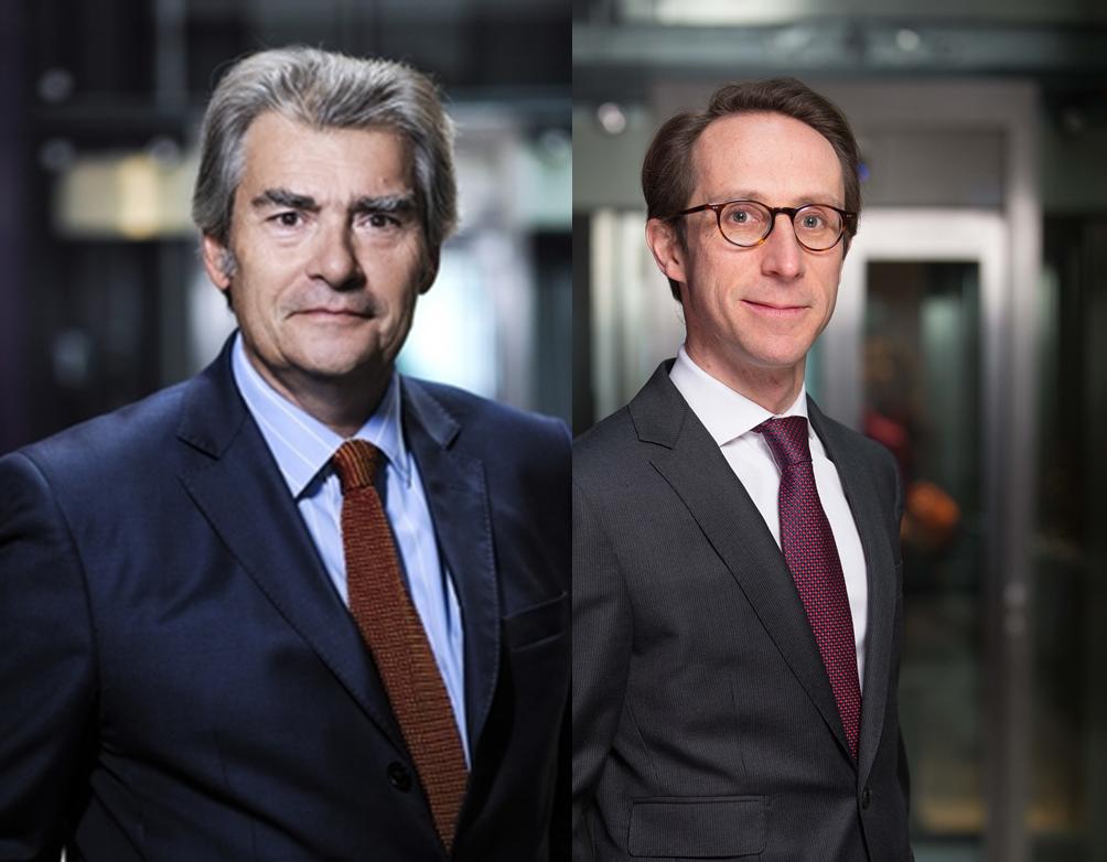 Guillaume Forbin & Jean-Nicolas Soret
