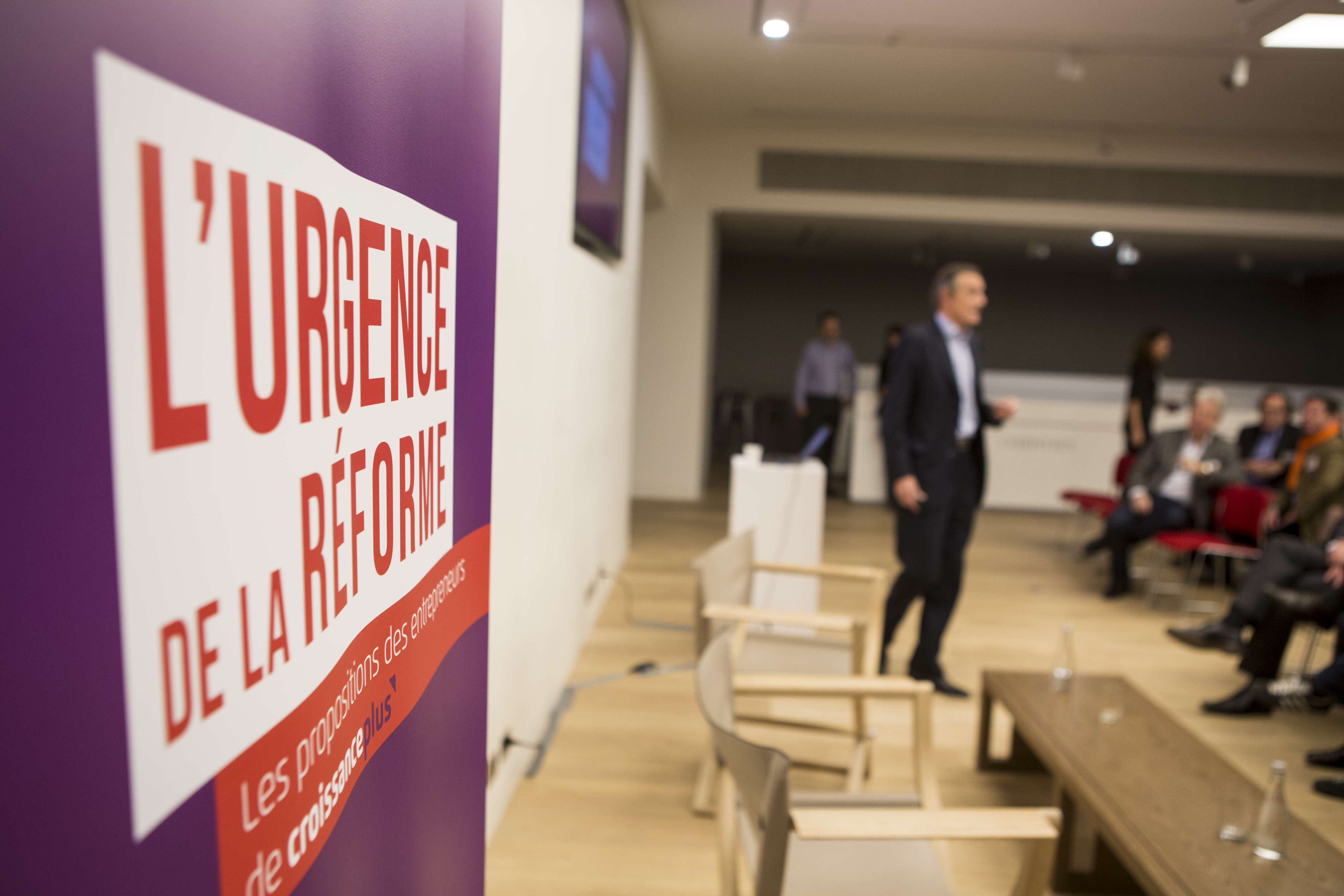 Soirée de Networking : l' Urgence de la Réforme