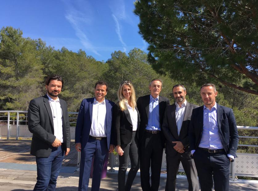 CroissancePlus à la rencontre des entrepreneurs de la Côte d'Azur