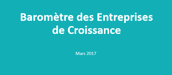 Baromètre OpinionWay pour CroissancePlus et Astorg