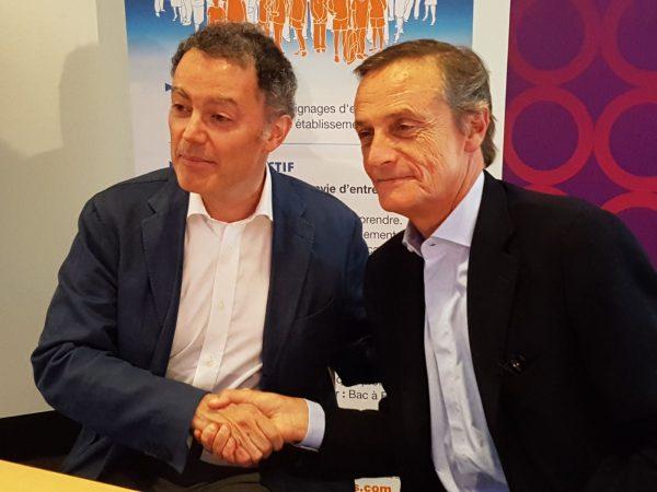 CroissancePlus et 100 000 entrepreneurs officialisent leur partenariat