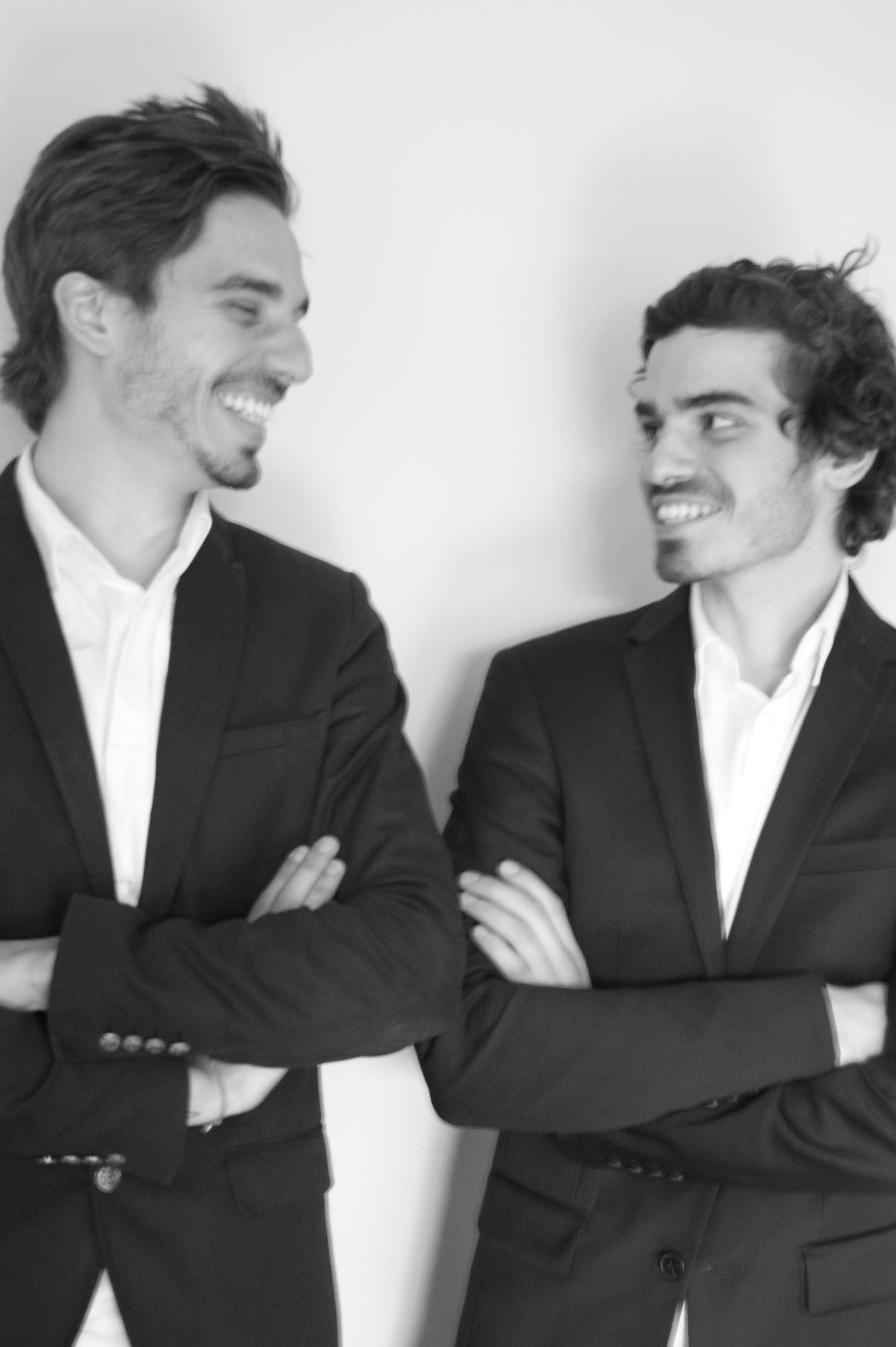 Alexandre et Emmanuel Dahdi