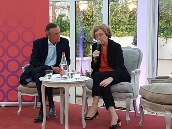Grand dîner-débat avec Muriel Pénicaud, Ministre du travail