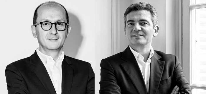Ascher Sabbah et Sébastien Verdeaux