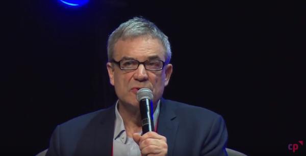 Yann Boissière parle d'interconvictionalité aux entrepreneurs lors du Spring Campus 2018