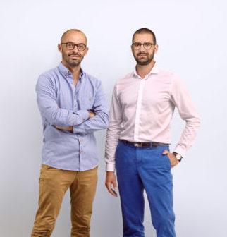 Julien Casiro et Damien Tuffal