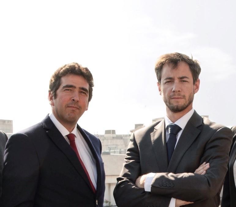 Cyril Aulagnon et Jean-Marie Célérier