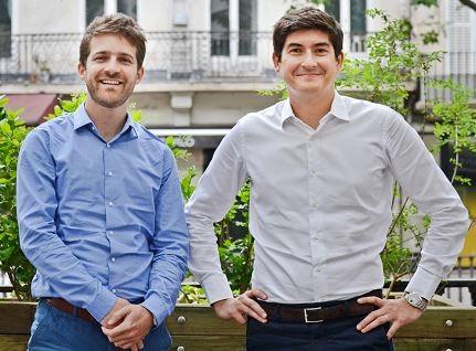 Antoine Gentil et Julien Viaud