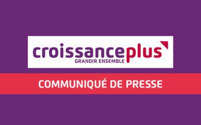 CroissancePlus contribuera au Grand Débat National