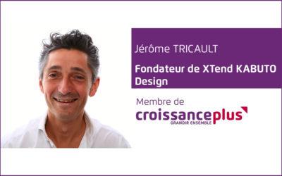 #AdherentCplus : découvrez Jerome Tricault, Fondateur de XTend KABUTO Design
