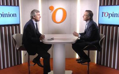 Jean-Baptiste Danet invité de la matinale de L'Opinion