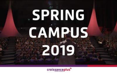 Spring Campus 2019 : l'événement à ne pas manquer !