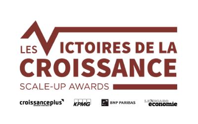 Lancement des «Victoires de la croissance», le prix qui célèbre les scale-up françaises