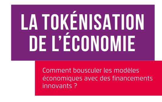 CroissancePlus publie un guide sur «La Tokénisation de l'Économie»