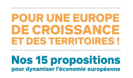 Le METI et CroissancePlus dévoilent 15 propositions  pour dynamiser l'économie européenne