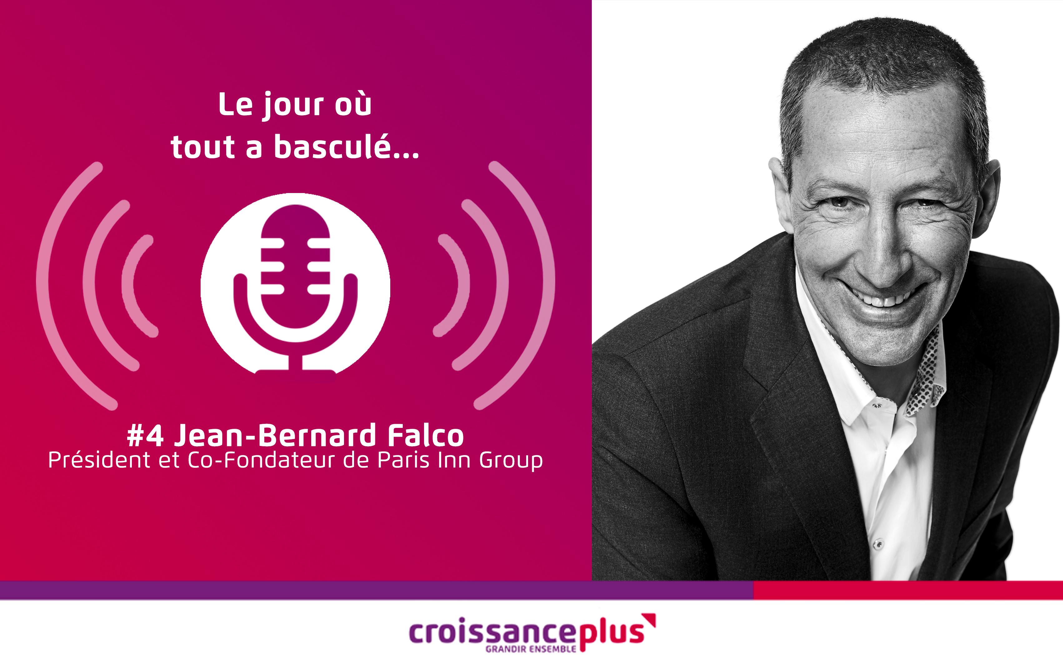 Podcast : un nouvel épisode est disponible avec Jean-Bernard Falco !