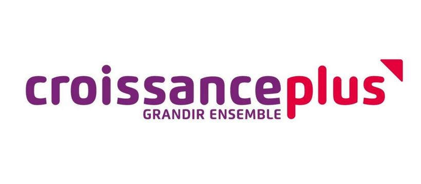 Logo CroissancePlus 820 x 360