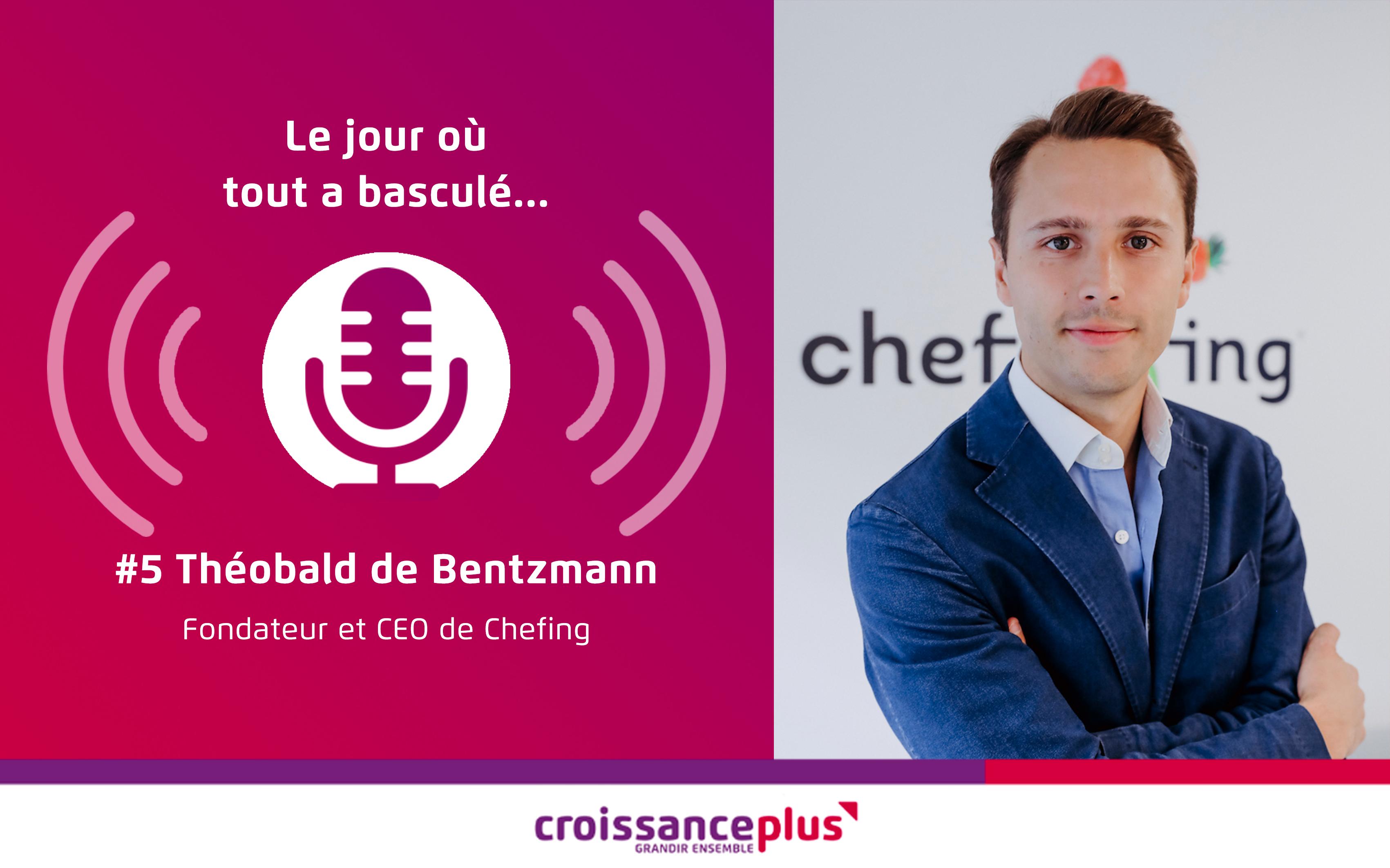 Podcast : nouvel épisode avec Théobald de Bentzmann
