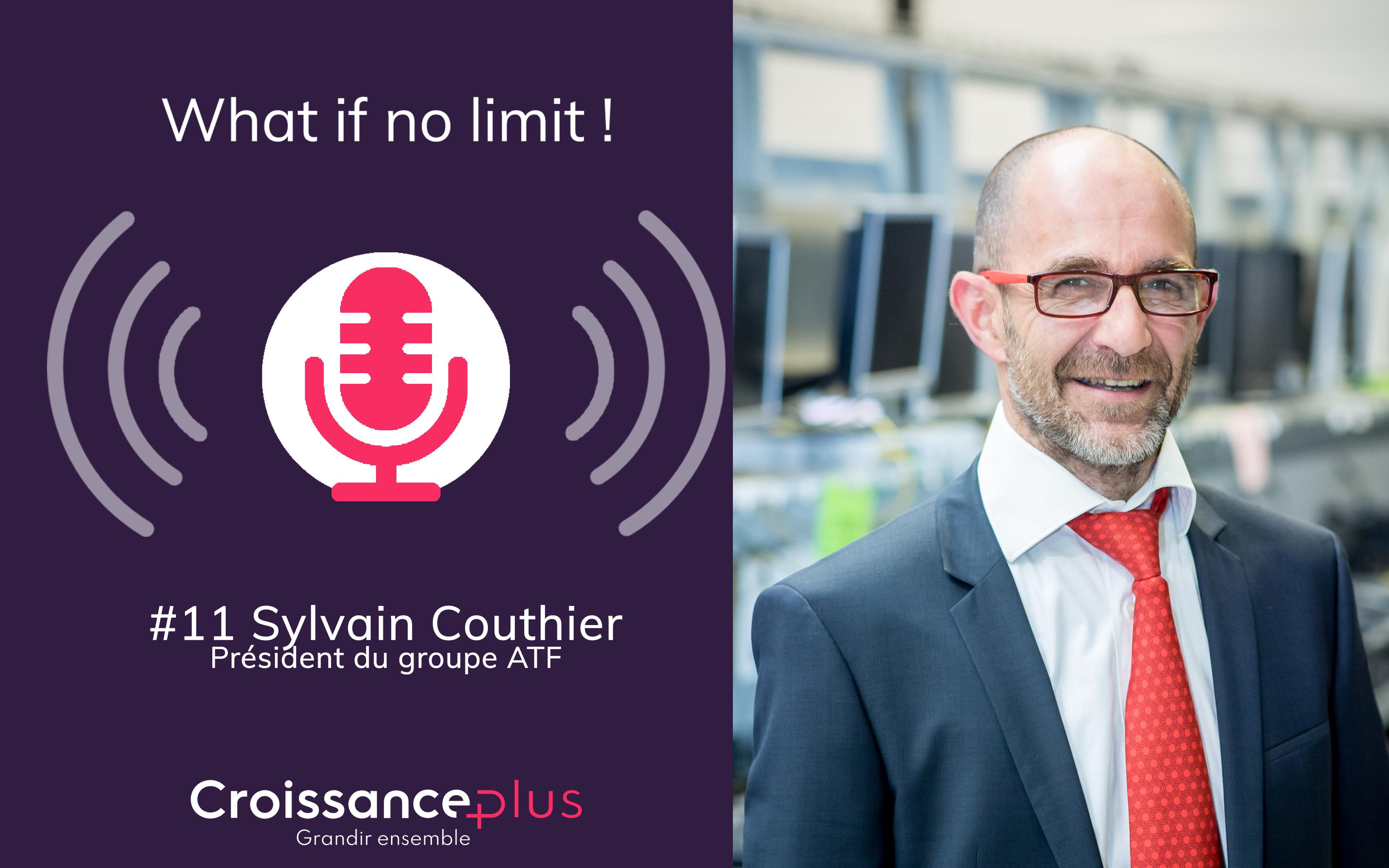 Podcast : nouvel épisode disponible avec Sylvain Couthier