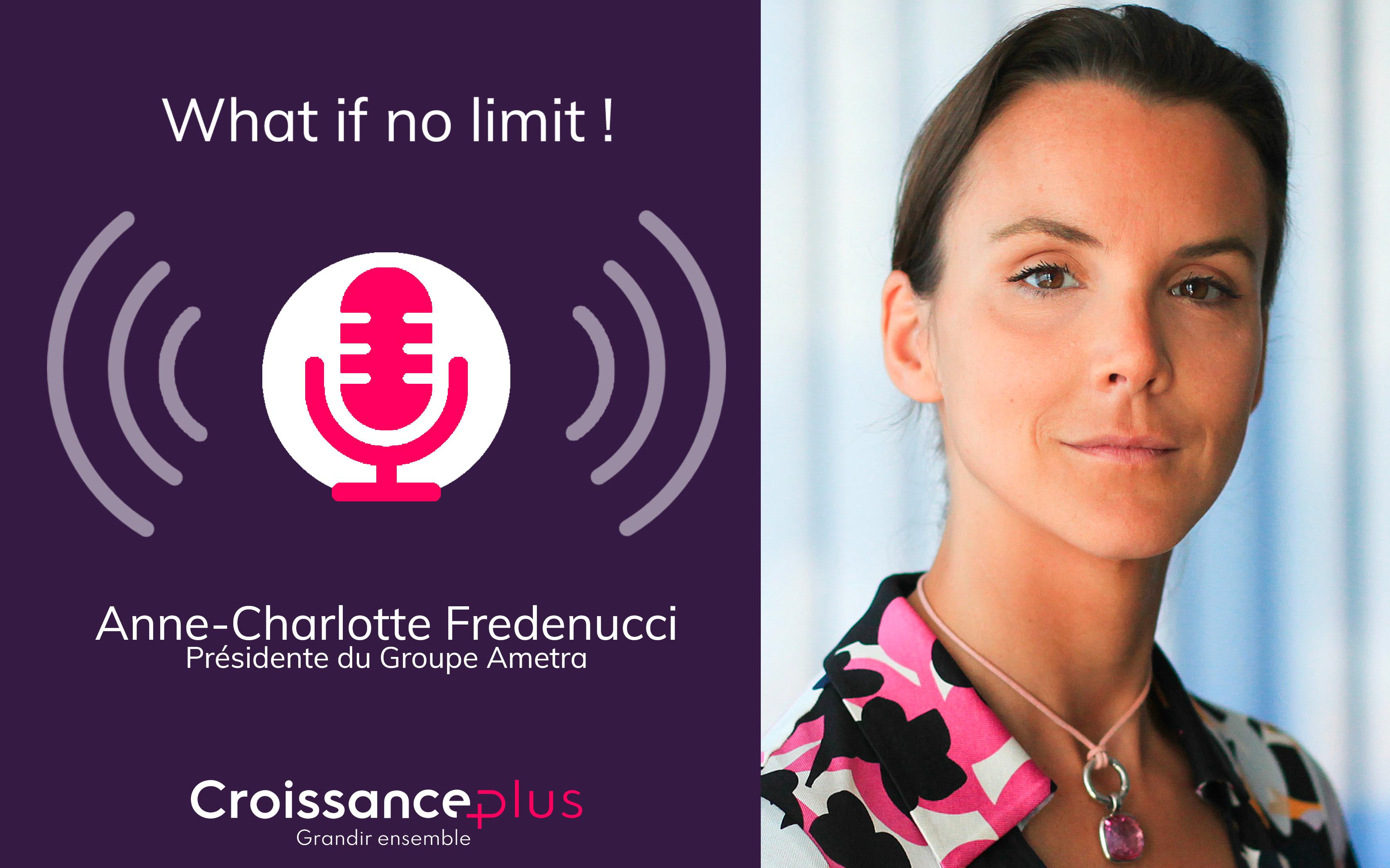 #Podcast : nouvel épisode disponible avec Anne-Charlotte Fredenucci