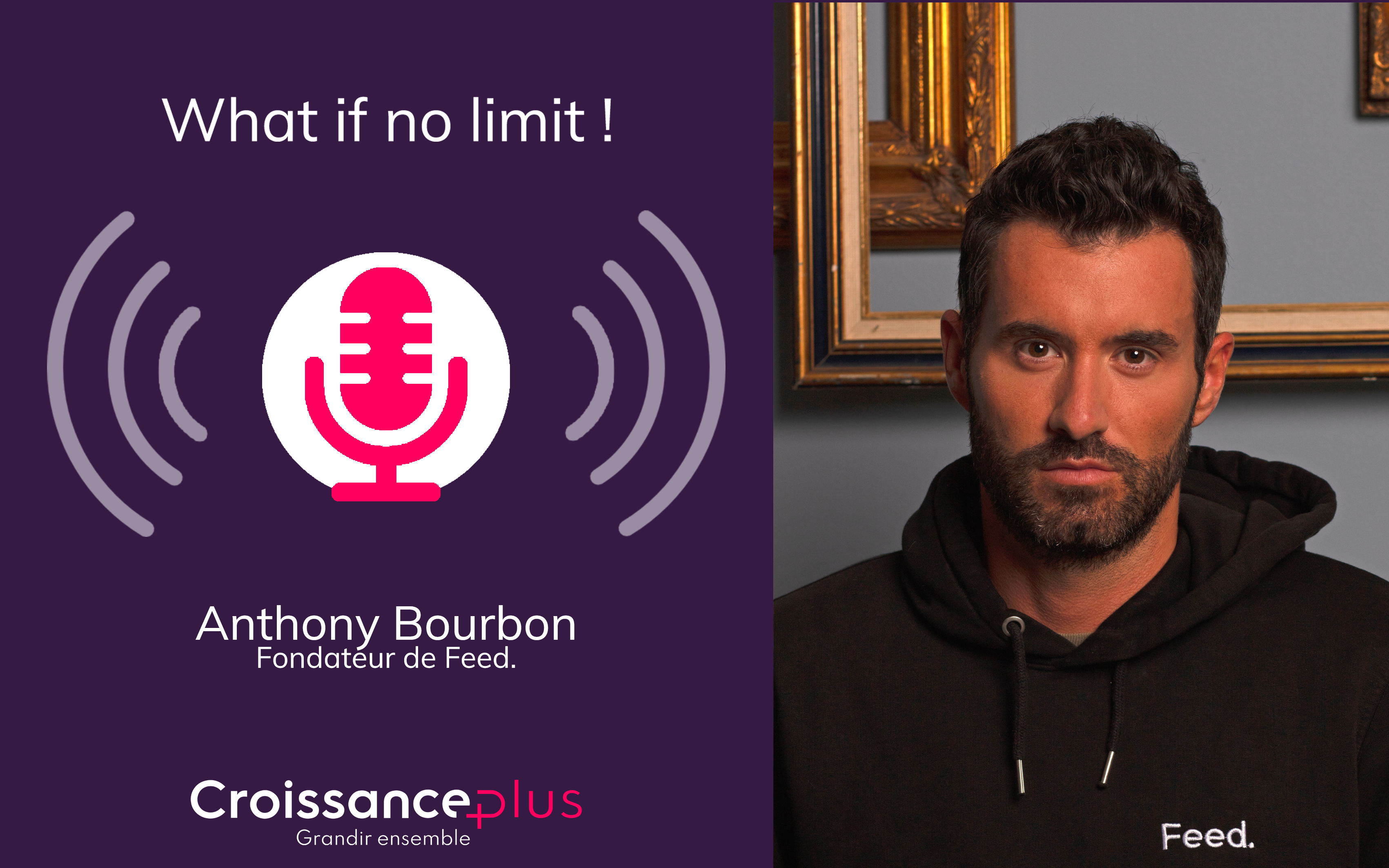 #Podcast : nouvel épisode disponible avec Anthony Bourbon – Feed.