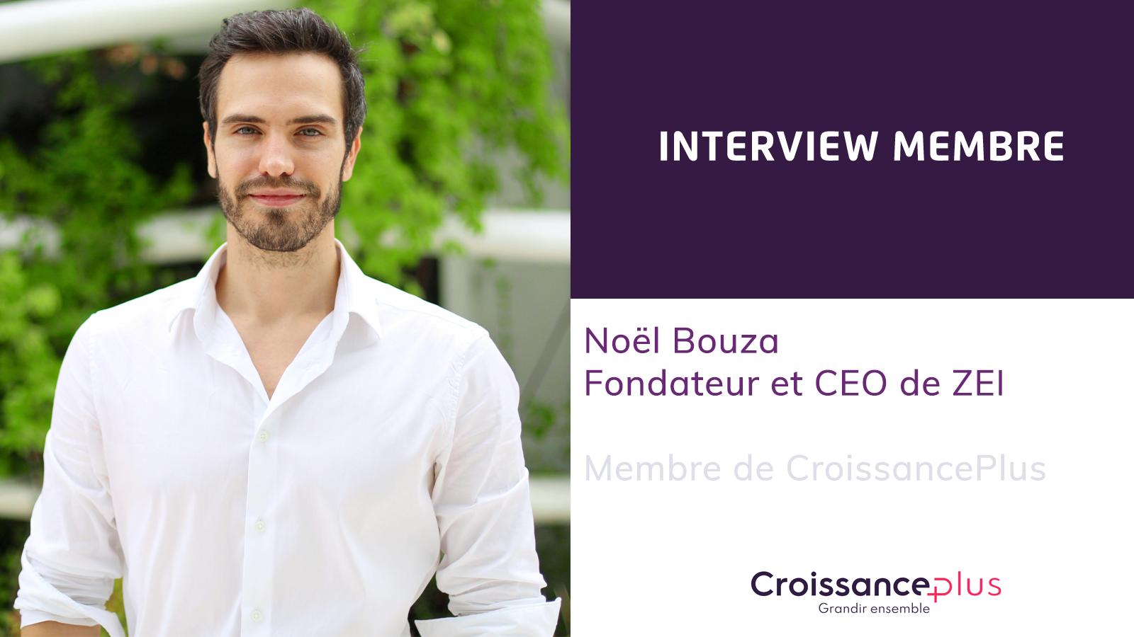 Découvrez Noël Bauza, Fondateur et CEO de ZEI