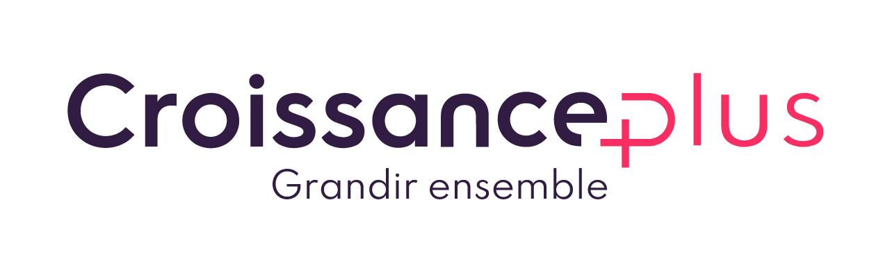 Logo CroissancePlus GrandirEnsemble