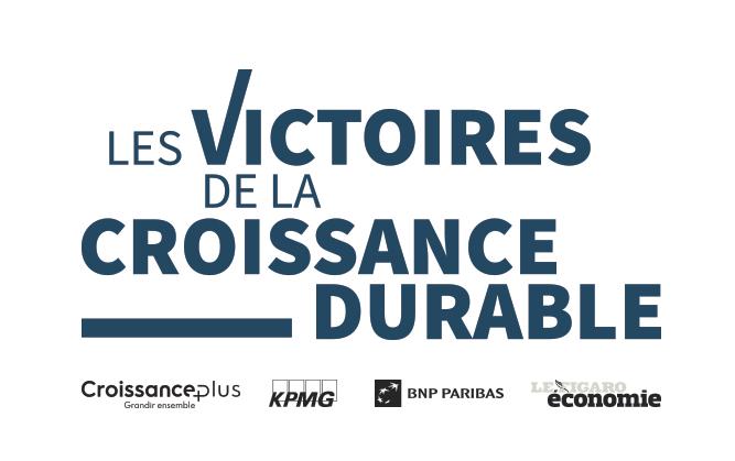 « Victoires de la Croissance durable » 2021 : les candidatures sont ouvertes !